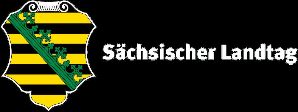 Sächsischer Landtag Logo