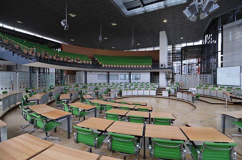 Landtag Sachsen von innen